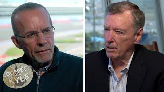Johnny Rutherford reflects on Indy 500 wins with Kyle Petty   Coffee with Kyle   Motorsports on NBC