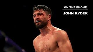 'I WANT DANNY JACOBS NEXT!' - JOHN RYDER ON CANELO-SAUNDERS DELAY & PLAN TO APPEAR ON PPV SHOW