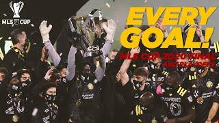MLS 2020 season is in the books! Look back on some memorable goals from Playoffs and Cup