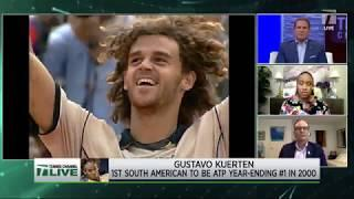 Tennis Channel Live: 1997 French Open Rewind: 66th-Ranked Gustavo Kuerten's Title Run