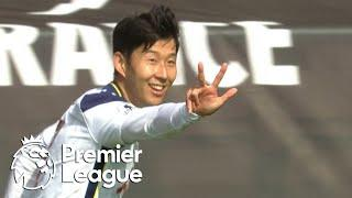 Heung-min Son gets his hat trick, doubles Spurs' advantage v. Saints | Premier League | NBC Sports