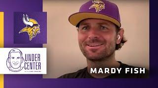 """Mardy Fish: """"I've Seen Every Vikings Play of the Past 20 Years"""" I Under Center with Kirk Cousins"""