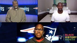 Race & Football   A Discussion with Andre Tippett, Devin McCourty & Matthew Slater   Patriots