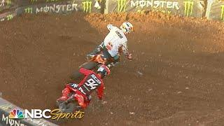 Supercross Round 14 at Salt Lake City | 450SX EXTENDED HIGHLIGHTS | 06/10/20 | Motorsports on NBC