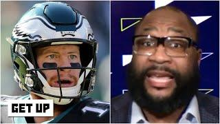 Carson Wentz played himself into this situation! - Marcus Spears | Get Up