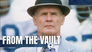 From the Vault: Tom Landry Playbook | Dallas Cowboys 2020