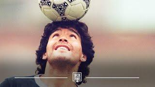 Diego Maradona: your favorite player's favorite player | Oh My Goal