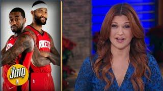 Will John Wall and DeMarcus Cousins mesh with James Harden? | The Jump