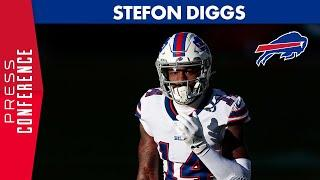 Stefon Diggs Excited To Play In Front Of Bills Mafia | Buffalo Bills