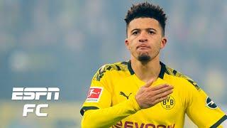 Cristiano Ronaldo's heir? Why Jadon Sancho can break Manchester United's No. 7 shirt curse | ESPN FC