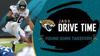 Rookies Stand Out in Week 1 Win Over the Colts | Jaguars Drive Time