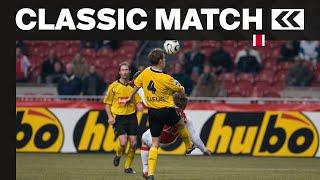CLASSIC MATCH - Ajax - Roda JC | HUNTELAAR TO THE RESCUE | 22-03-2006