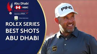 Best shots of the 2020 Abu Dhabi HSBC Championship | Best of Rolex Series