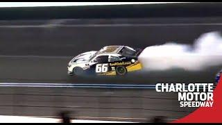 Hill's blown motor hurts Briscoe and Chastain | Xfinity Series at Charlotte Motor Speedway