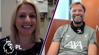Jurgen Klopp, Liverpool 'want to play desperately' | Inside the Mind with Rebecca Lowe | NBC Sports