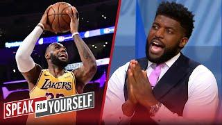 LeBron, AD, & Frank Vogel are to blame for Lakers' Round 1 exit — Acho | NBA | SPEAK FOR YOURSELF