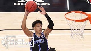 Discussing the fallout from Jalen Johnson opting out of Duke | Countdown to GameDay