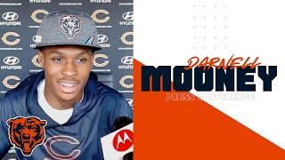 Darnell Mooney: 'You've got to be hungry for the ball' | Chicago Bears