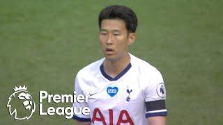 Heung-min Son draws Tottenham level with Arsenal | Premier League | NBC Sports