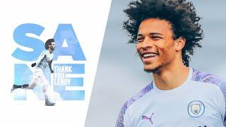 LEROY SANE | Thank You | Leroy leaves City to join Bayern Munich