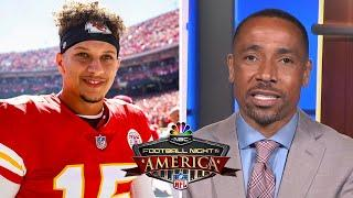 AFC Preview: Will Chiefs repeat?; Pats set up to succeed | Football Night in America | NBC Sports