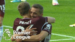 Timothy Castagne gets Leicester City lead with debut goal v. West Brom   Premier League   NBC Sports