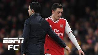 Does Arsenal's Mikel Arteta need to swallow his pride and play Mesut Ozil? | ESPN FC Extra Time