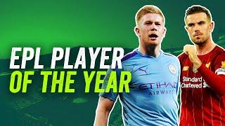 5 players who could win EPL Player of the Year!