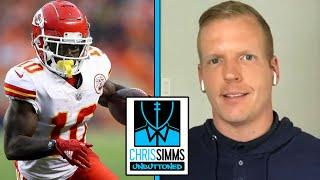 Chris Simms' 2020 NFL Dream Team: WR, TE, ST, RB, LB | Chris Simms Unbuttoned | NBC Sports
