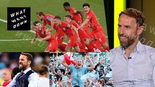 What Went Down: Gareth Southgate on England's 2018 World Cup semi-final run
