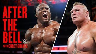 Bobby Lashley wants to face Brock Lesnar: WWE After the Bell, Oct. 8, 2020