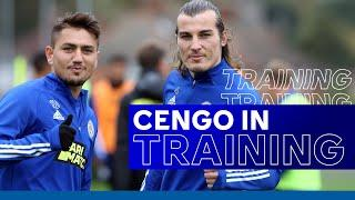 Cengiz Ünder Trains With The Foxes | Leicester City vs. West Ham United | 2020/21
