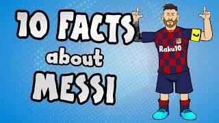 10 facts about Lionel Messi you NEED to know!  Onefootball x 442oons