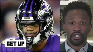 Is Lamar Jackson calling out the Ravens' coaching staff?   Get Up