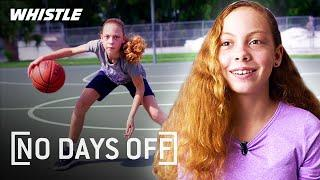 12-Year-Old Basketball PRODIGY Wants To Be A WNBA Star!