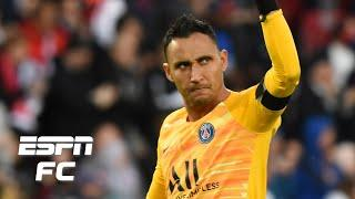 PSG's Keylor Navas declared Central America's GOAT: Was he undervalued at Real Madrid? | ESPN FC