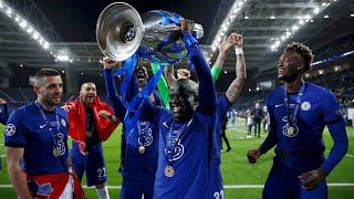 N'Golo Kanté: Ultimate Big Game Player! Chelsea Midfielder Stars In 2021 Champions League Final