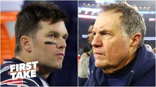 Tom Brady-Bruce Arians or Jarrett Stidham-Bill Belichick: Which duo do you trust more? | First Take