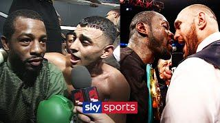 The CRAZIEST Post-Fight Interviews EVER