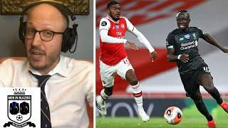 Men in Blazers: Liverpool fall short in confusing loss to Arsenal   NBC Sports