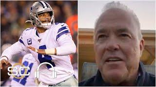 Stephen Jones addresses Dak Prescott's contract situation with the Cowboys | SC with SVP