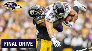 Ravens Will Beat the Steelers If ... | Ravens Final Drive