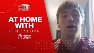 At home with Ben Osborn | Interview on return to Premier League football