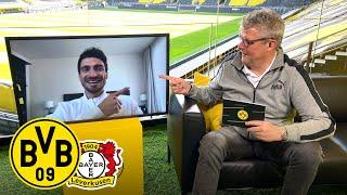 """""""Bender & Piszczek are teammates to dream of!""""   Matchday Magazine with Mats Hummels"""