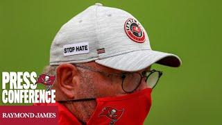 Bruce Arians on Brady's 5 Touchdowns & OJ Injury Update | Press Conference