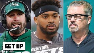 Jets coach Adam Gase won't like DC Gregg Williams supporting Jamal Adams' trade request | Get Up