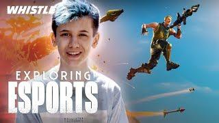 15-Year-Old Sceptic Plays Fortnite For $1.3 MILLION! | TwitchCon Highlights