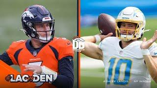 Drew Lock looks to rebound in matchup vs. Herbert, Chargers | Ready for Kickoff