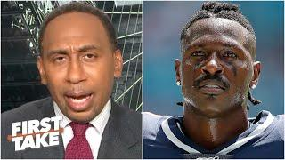 Where do you want to see Antonio Brown end up? | First Take