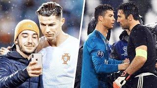 9 times Cristiano Ronaldo showed his class | Oh My Goal